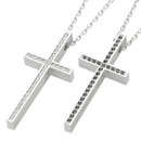 TWO.ME CROSS Necklace L