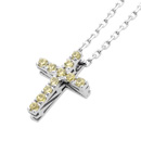 P.O.P CROSS Necklace S