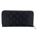 STEPHALIAM ROUND ZIP Wallet