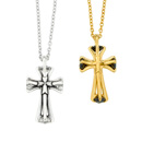 Phantom Cross Necklace