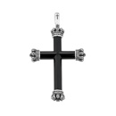 Shadow Cross Pendant