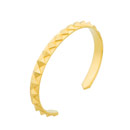 RAGGIO SQUARE BANGLE A K23GP
