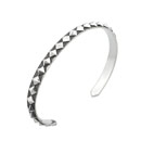 RAGGIO SQUARE BANGLE A