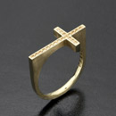 MINUIT CROSS Ring GP