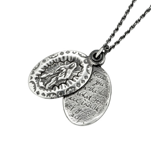 SAHRIVAR シャフリーバル Reflection in the dark Necklace