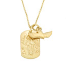 Dove on Maria Necklace G