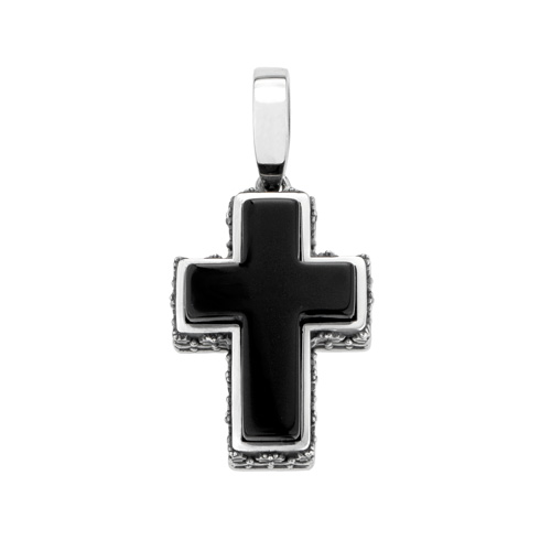 JUSTIN God Cross Pendant