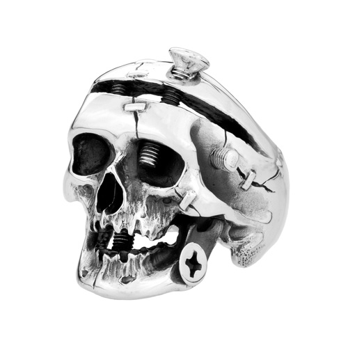 MUNSTER SKULL Ring